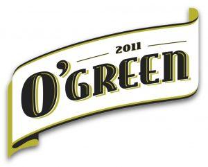 logo o'green